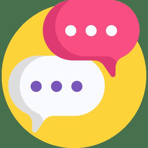 Bulles de conversation